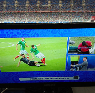 VAR (video assistant referee)