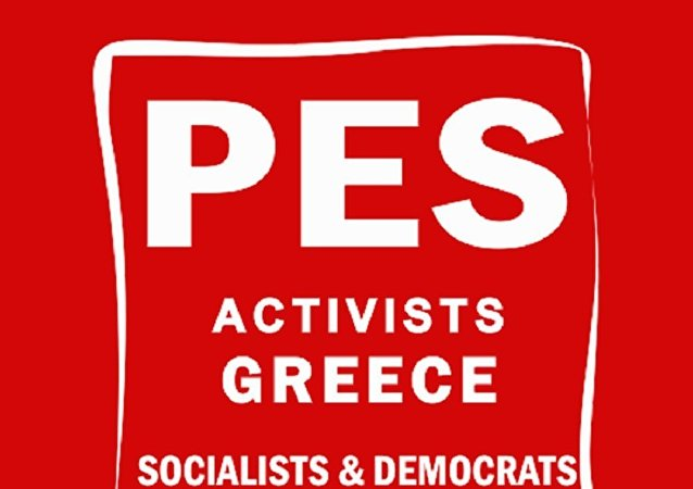PES Activists Greece