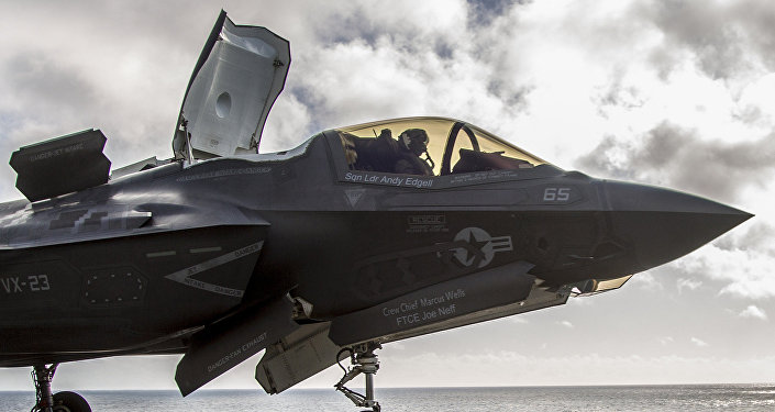Lockeed Martin F-35