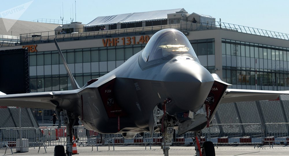 To αεροσκάφος F-35