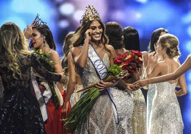 Miss Colombia 2018