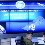 The command and control post of GLONASS in the Titov Main Space Testing Center in Krasnoznamensk, the Moscow Region. (File)
