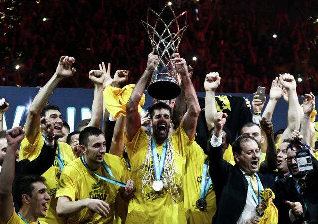 AEK Basket Champions League