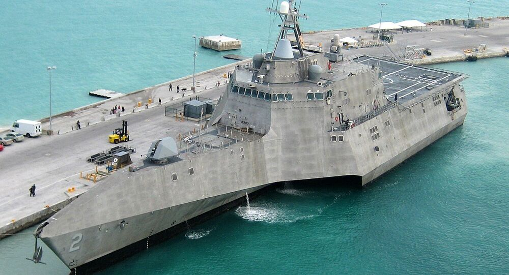 USS Independence - Σκάφος κλάσης LCS (Littoral Combat Ship)